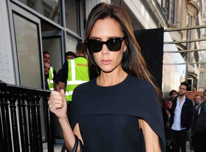 Victoria Beckham : son quotidien est trop charg� pour avoir un autre enfant !