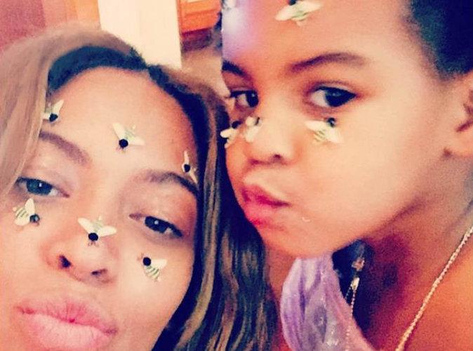 Blue Ivy, 4 ans et d�j� reine de la danse comme sa maman Beyonc� !