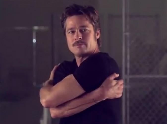 Video : Brad Pitt hilarant en danseur de breakdance !
