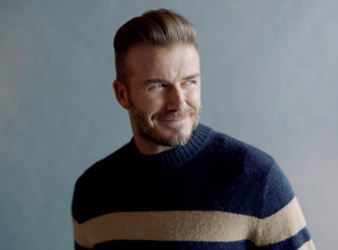 Vidéo : David Beckham joue la comédie dans un court métrage pour H&M !