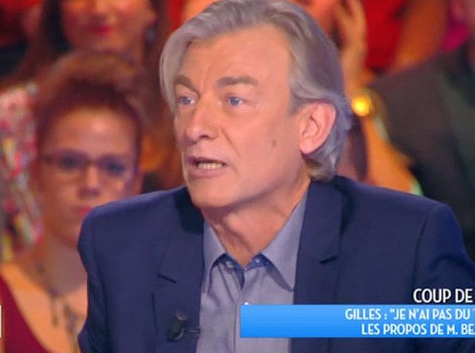 """Vidéo : Gilles Verdez pas tendre avec Christophe Beaugrand : """"Il est vraiment de plus en plus mauvais"""" !"""