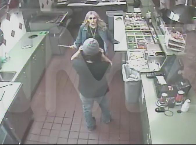 Vidéo : Jamie Lynn Spears : armée d'un couteau, elle stoppe une bagarre !