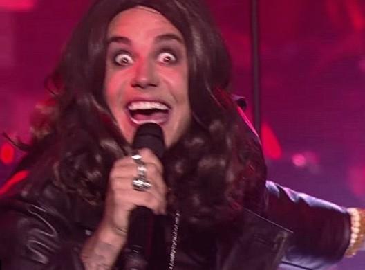 Vidéo : Justin Bieber : en Ozzy Osbourne, il est méconnaissable !