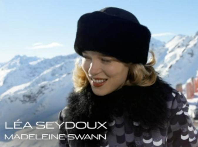 Vidéo : Léa Seydoux : ses premières images en James Bond Girl !