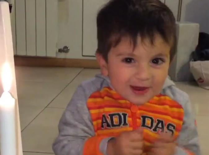 Vidéo : Lionel Messi : son fils trop craquant pour son anniversaire !