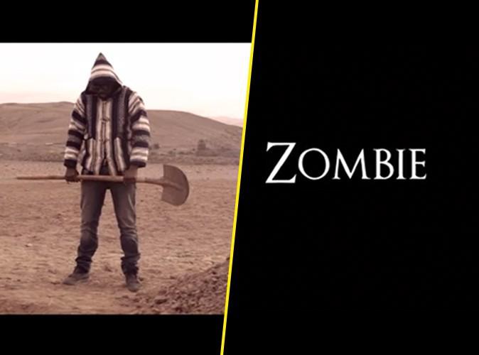 """Vidéo : Maître Gims : l'intriguant teaser de son clip """"Zombie"""" !"""