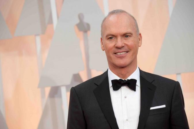 Vidéo : Michael Keaton : le triste moment où il doit ranger son discours de remerciement...