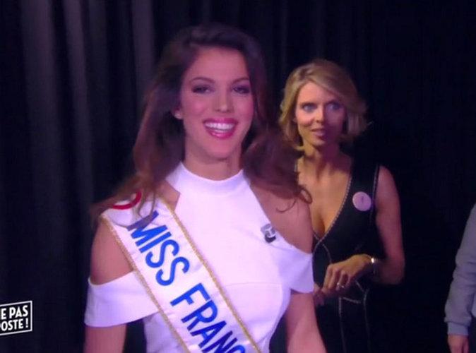 """Vidéo : Miss France 2016 clashée par Enora Malagré : """"Vous dîtes des bêtises"""" !"""