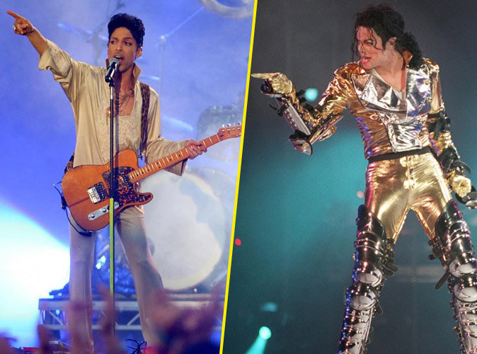 Vidéo : Prince : l'autre Michael Jackson