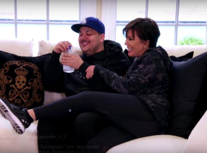 Vidéo : Rob Kardashian fait son grand retour dans la télé-réalité familiale !