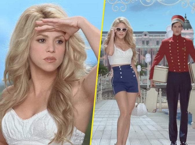 Shakira : La bomba latina en diva insatisfaite pour... Costa Croisi�res !