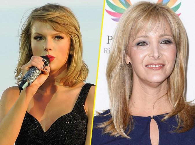 Vidéo : Taylor Swift s'offre un duo avec Lisa Kudrow sur Smelly Cat !