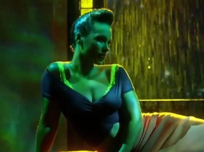 "Vidéo : Alicia Keys : elle dévoile enfin le clip de ""Girl On Fire"" !"