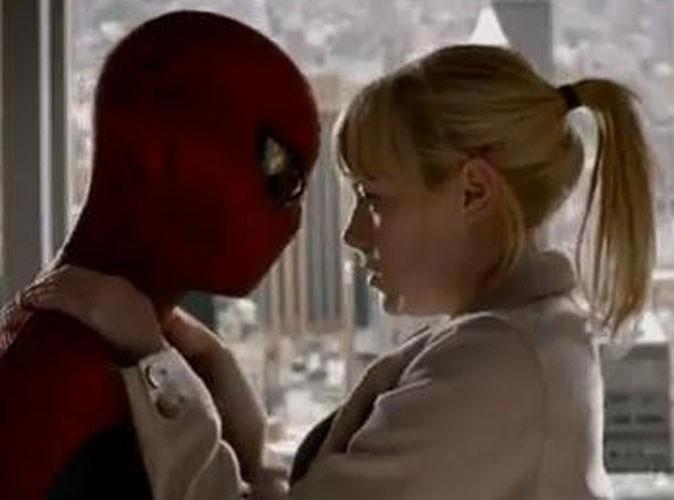 Vidéo : Andrew Garfield et Emma Stone dans la nouvelle-bande annonce explosive de The Amazing Spider-man !