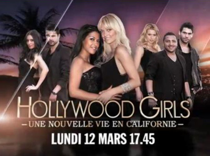 Vidéo : Ayem et Caroline Receveur dans une nouvelle bande-annonce d'Hollywood Girls !