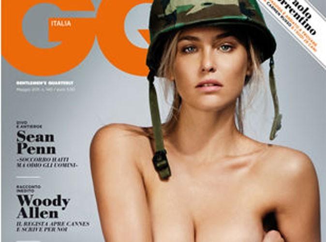 Vidéo : Bar Refaeli : Une militaire sexy qui va faire monter la température !