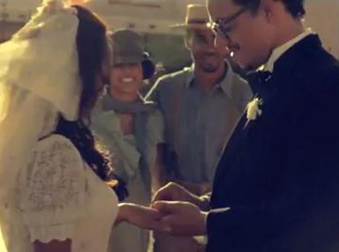 Vidéo : Ben L'oncle Soul marié dans le clip d'Elle me dit !