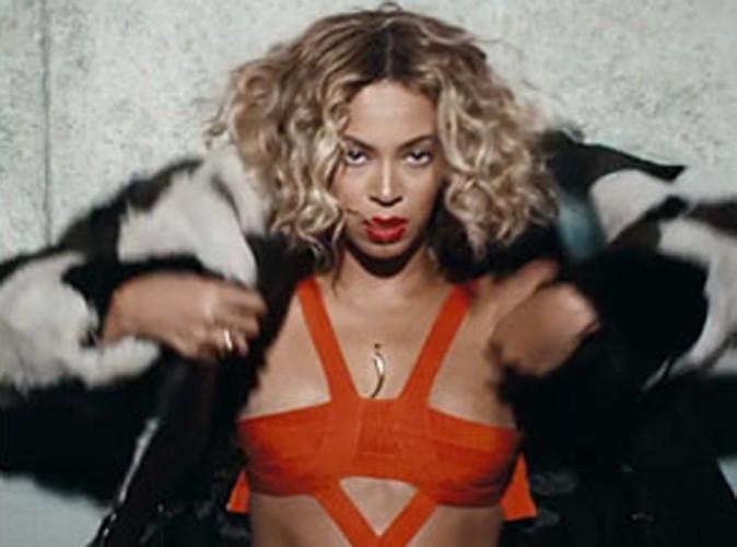 """Vidéo : Beyoncé : torride à souhait et entourée des bombes Chanel Iman, Joan Smalls et Jourdan Dunn pour le clip de """"Yoncé"""" !"""