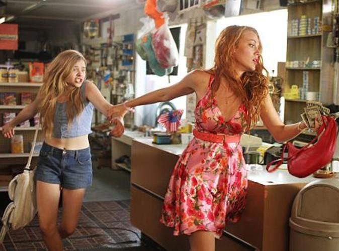 Vidéo : Blake Lively et Chloe Moretz : découvrez-les paumées dans les premières images du film Hick...