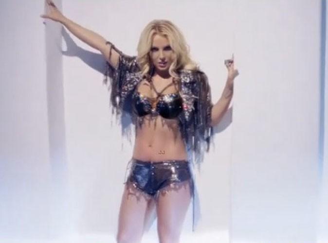 """Vidéo : Britney Spears : découvrez les premières secondes de son clip """"Work Bitch"""" !"""