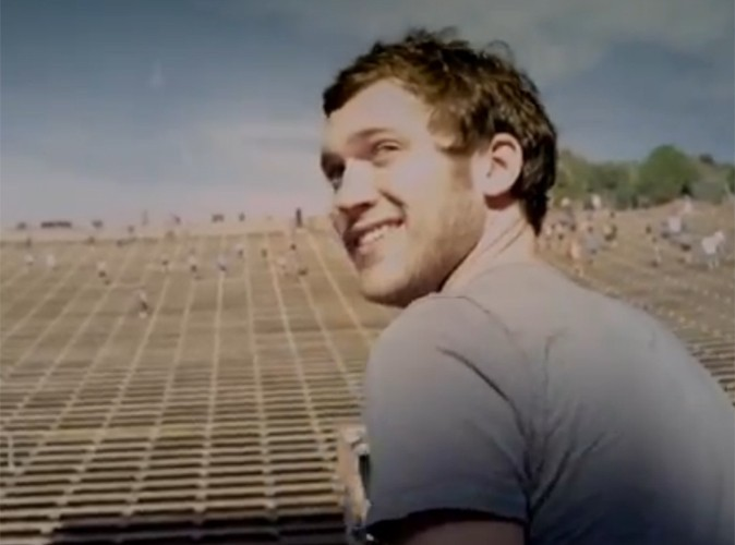 Vidéo Buzz : découvrez Phillip Phillips, la nouvelle sensation musicale américaine !