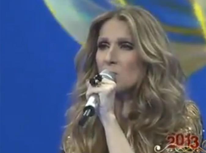 Vidéo Buzz : quand Céline Dion chante en chinois…