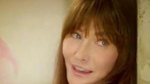 """Vidéo : Carla Bruni : découvrez le clip de """"Keith et Anita"""" !"""