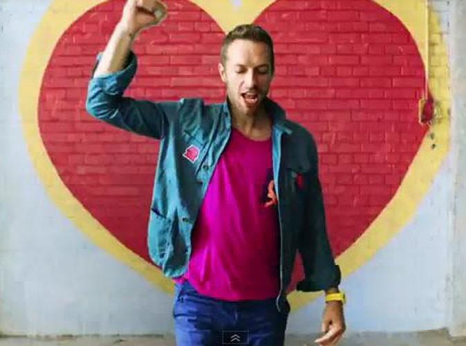 """Vidéo : Coldplay : Découvrez leur nouveau clip coloré de """"Evevy Tear Drop Is A Waterfall"""" !"""