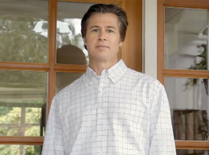 Vidéo : Découvrez Doug Pitt, le petit frère de Brad dans sa première publicité !
