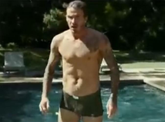 Vidéo : découvrez l'incroyable parodie de la publicité de David Beckham !