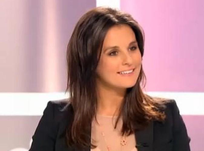 """Vidéo : Faustine Bollaert fait une grande annonce dans 100% Mag : """"J'attends un enfant"""" !"""