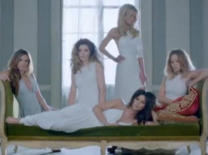 Vidéo : Girls Aloud : les bombes anglaises se dévoilent en toute simplicité dans leur nouveau clip !