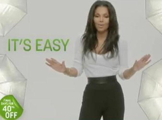 Vidéo : Janet Jackson : sa nouvelle pub minceur !