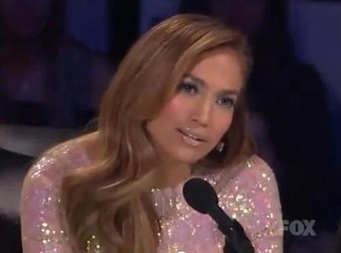 Video : Jennifer Lopez : elle joue les clowns pour American Idol !
