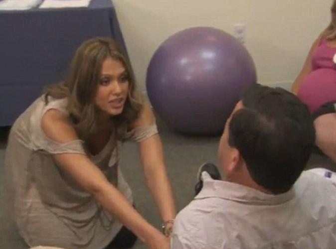 Jessica Alba : elle fait accoucher Jimmy Kimmel !