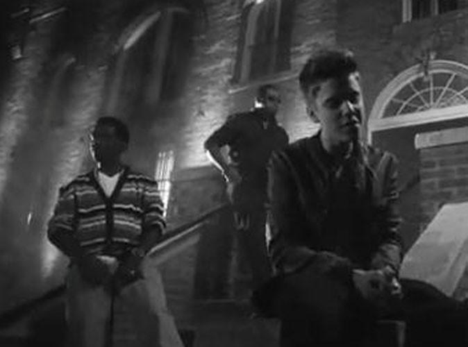 Vidéo : Justin Bieber : son clip avec les Boyz II Men !