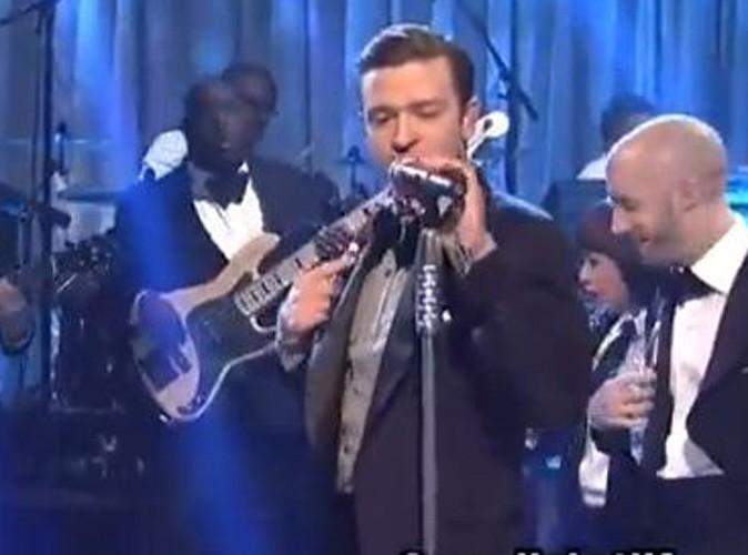 Vidéo : Justin Timberlake répond enfin au clash de Kanye West !