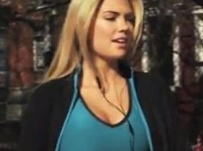Vidéo : Kate Upton : trop sexy pour passer à la télé !