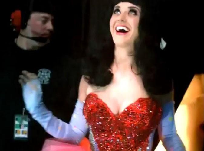 Vidéo : Katy Perry : découvrez la bande-annonce punchy de son film en 3D !