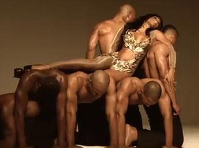 Vidéo : Kelly Rowland : la petite bombe sacrément bien entourée dans son nouveau clip !