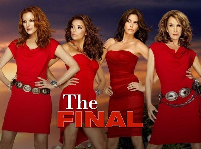 Vidéo : la bande-annonce de la dernière saison de Desperate Housewives…émouvant !