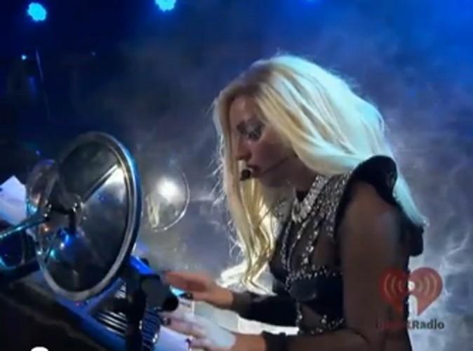 Vidéo : Lady Gaga : elle dédicace un morceau à son fan disparu…