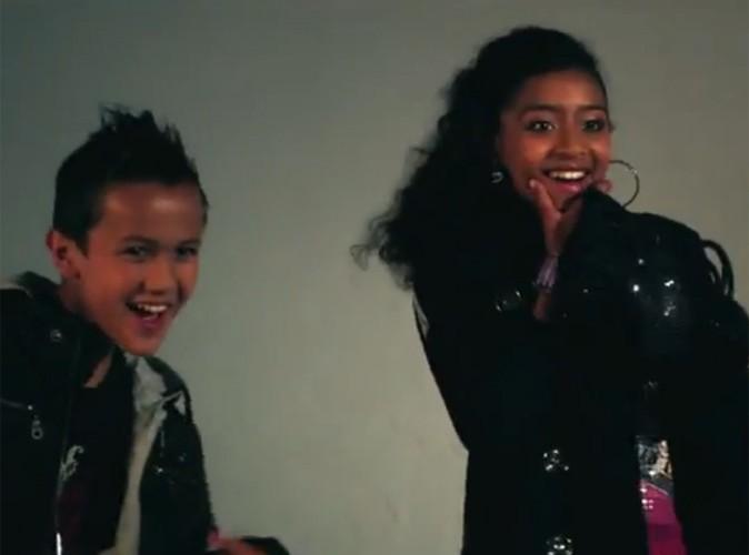 Vidéo : Le clip de Djénéva et Enzo, les gagnants d'A la recherche du nouveau Michael Jackson !