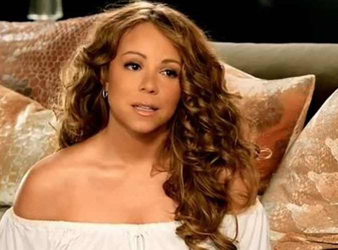 Vidéo : Mariah Carey : toujours aussi resplendissante pour Jenny Craig !