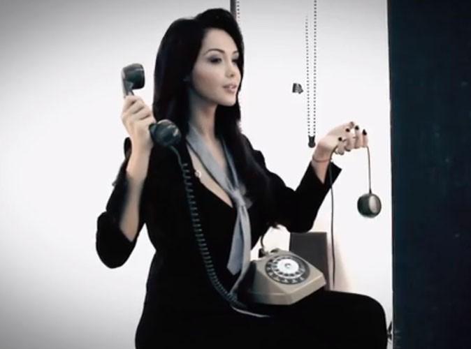 Vidéo : Nabilla Benattia : découvrez la vidéo de son shooting pour son fameux livre !