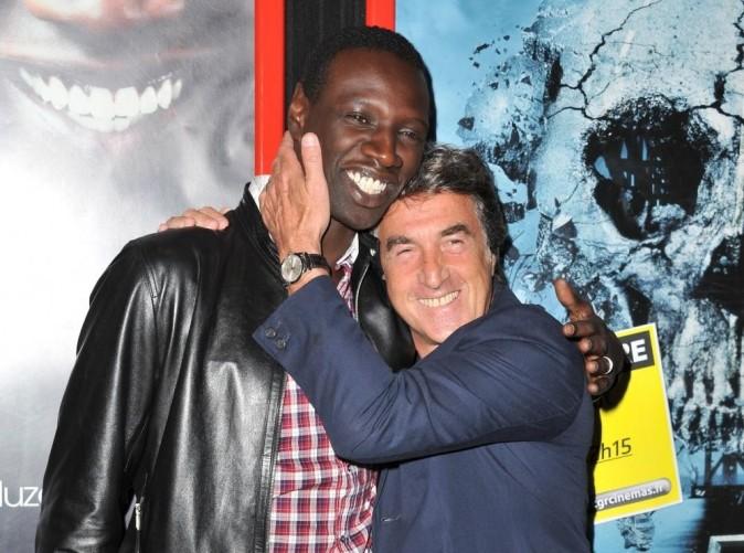 "Vidéo : Omar Sy et François Cluzet : ""Impossible d'imaginer un tel raz de marée !"""