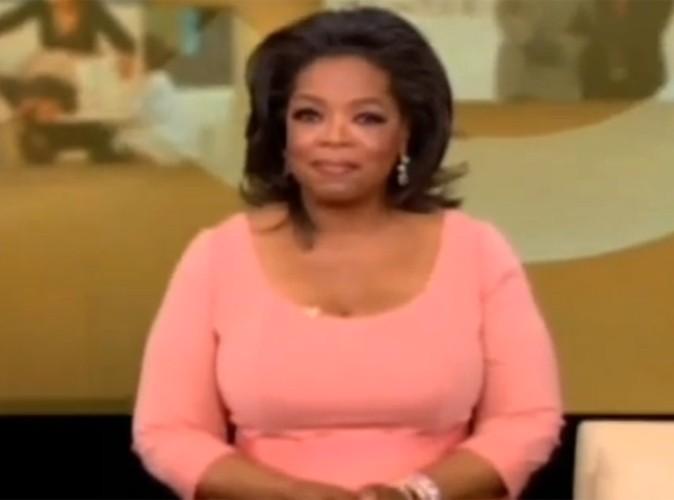 Vidéo : Oprah Winfrey : un adieu larmoyant !