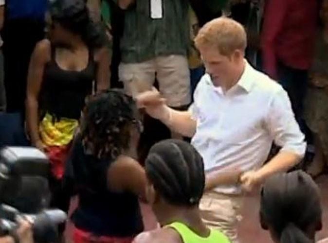 Vidéo : Prince Harry : il a le reggae dans la peau !
