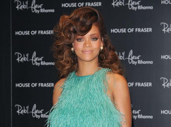 Vidéo : Rihanna : on vous dévoile les premières images de son prochain clip, Cheers !