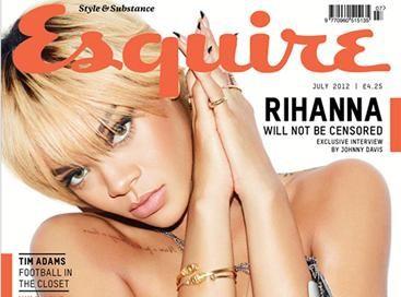 Vidéo : Rihanna : toujours aussi brûlante pour Esquire...
